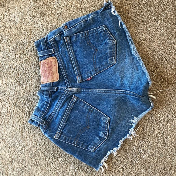 Levi's Pants - Vintage Levi's Shorts